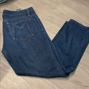 Marc by Marc Jacobs ankle crop jeans